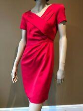 REISS CERISE PINK QUALITY DRESS UK 12