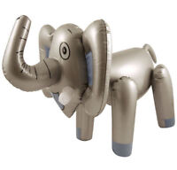 Inflatable Elephant - 65cm - Blow Up Toy Loot/Party Bag Jungle