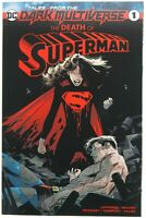 Tales from the Dark Multiverse The Death of Superman 1 Lois Lane 2019 DC Comics