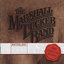 The Marshall Tucker Band Anthology CD The First 30 Years