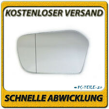 spiegelglas für MERCEDES SLC-Klasse C107 72-81 links asphärisch fahrerseite