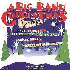 Countdown Singers : Big Band Christmas CD