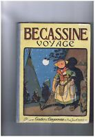 PINCHON. Bécassine voyage. Gautier-Languereau 1926