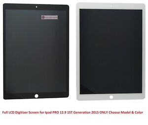 LCD Touch Glass Digitizer Screen Display Replacement for Ipad Pro 12.9 1st 2015