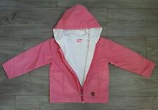 Parka  rose ZIPPY  3-4 ans, tbe !