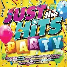 JUST THE HITS PARTY 2CD NEW Weeknd Avicii Queen Robbie Williams Jackson 5 Nelly