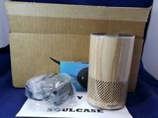 Amazon Echo (2nd Generation) Smart Assistant - Oak Finish Priority Shipping