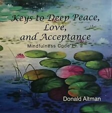 Deep Peace, Love and Acceptance CD