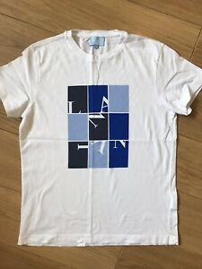 Genuine Boy's Lanvin T-Shirt. Age 14 Years.