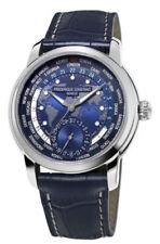 Frederique Constant Worldtimer FC-718NWM4H6 Men's Luxury Wrist Watch
