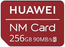 Huawei NM Nano 256 Go 90 MB/s Carde Mémoire pour Huawei Mate 20/P30