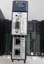 GE Fanuc IC695ETM001-EJ RX3i Ethernet module 10/100MBITS, W/SWITCH