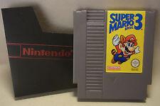 80s Video Game Spiel Nintendo NES SUPER MARIO BROS. 3