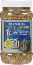 SAN FRANCISCO BAY MYSIS SHRIMP FREEZE DRIED 25 GRAM. FREE SHIPPING TO THE USA