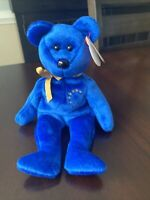 NEW Ty Beanie Unity The Bear Europe 2000 European Union Teddy