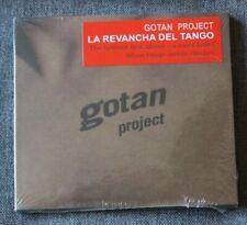 Gotan Project, la revancha del tango, CD neuf