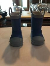 2010 American Girl Doll Lanie Nature Outfit Rain Boots Rubber Boots ONLY Retired
