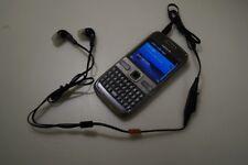 Nokia WH-205  Headphones Handsfree  3.5mm Jack black for nokia e72 e66 radio fm