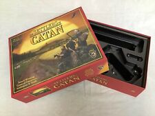 Settlers of Catan 4th Edition 3061 Box & Insert ONLY Replacement Game Part 2007