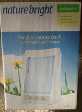 WORKING - SUNTOUCH PLUS LIGHT WITH ION THERAPY NATUREBRIGHT F4040