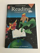 Reading Comprehension Level 2 Workbook- A Homework Booklet By Instructional Fair