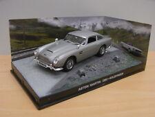Die cast 1:43 James Bond # 1 Aston Martin DB5 - Goldfinger