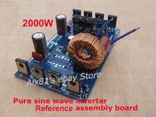 2000W Pure Sine Wave Inverter Power Board Post Stage Sine Wave Amplifier Diy Kit