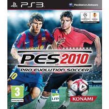 ELDORADODUJEU >>> PES 2010 PRO EVOLUTION SOCCER Pour PLAYSTATION 3 PS3 Français