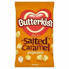 Butterkist Discoveries Salted Caramel Popcorn 160g