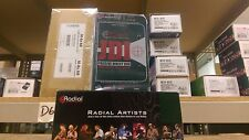Radial JDI Passive Direct Box,with Jensen Transformer, 3-day shipping