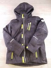 Killtec Level 3 Snowboard Waterproof Windproof black Ski Coat Jacket Youth 12 HU