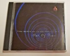 TINA MARSH Out of Time (CD, 2009 CreOpMuse) BRAND NEW JAZZ