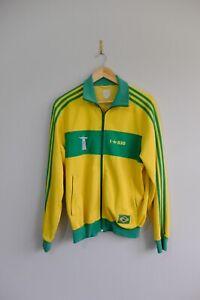 Adidas Originals Rio de Janeiro tracksuit track jacket | M | green yellow 2006