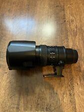 Nikon Zoom-NIKKOR 70-200mm f/2.8 AF-S VR IF ED G Lens