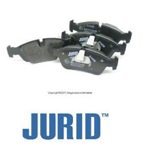 For BMW E30 318i 323i 325i Front Brake Pad Set Jurid 34 11 6 761 244