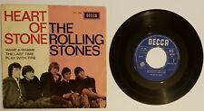 """ROLLING STONES """"HEART OF STONE"""" +3 HOLLAND EP PS 1965 ORIG 457 086"""