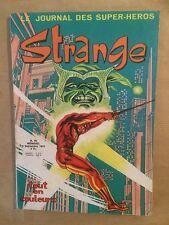 STRANGE - T45 : septembre 1973