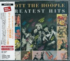 Mott The Hoople Gretest Hits +2 Japan CD w/obi MHCP-2035