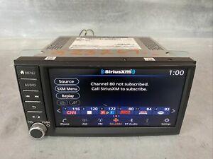 "18 19 Nissan Sentra / Versa Radio 7"" Touchscreen Display & Receiver W/ CarPlay"