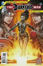 Justice League Darkseid War #1 Special Wonder Woman DC Comic 1st Print 2016 NM