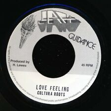 "NEW 7"" Cultural Roots - Love Feelings  /  Roots Radics - Version"