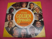 VINTAGE USED LP RECORD THE GOLDEN GREATS DORIS DAY STRIESAND, ETC.I   (R1002)