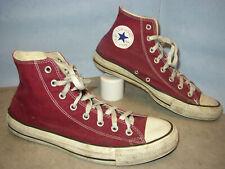 Original CONVERSE Chucks sneaker hi, Gr. 46, Bordeaux !!!