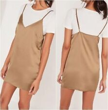 Missguided Satin Dresses for Women