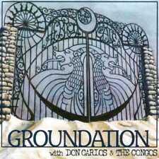 Groundation Don Carlos & Congos - Hebron Gate CD NEU OVP