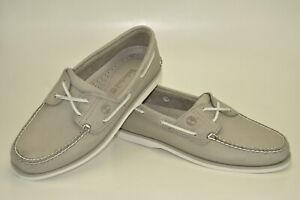 Timberland Classic 2-Eye Boat Shoes Deck Shoes Men Shoes A1OTU