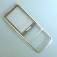 100% Genuine Nokia 6700c matt silver front+screen lens brushed fascia housing
