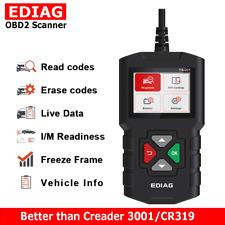 OBD2 Scanner Engine Fault Code Reader CAN Diagnostic Scan Tool for Mode 6 EVAP