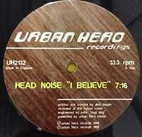 "Head Noise - I Believe / Shuffle Man (12"") Vinyl Schallplatte - 17871"