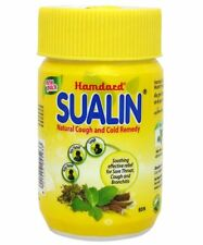 Hamdard Sualin 50 Tablets | Herbal Remedy for Cold And Flu | GAC